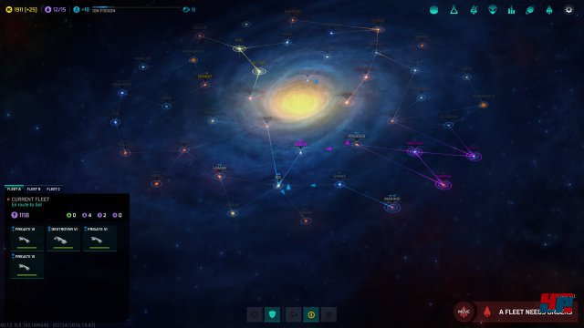Screenshot - Master of Orion (PC) 92520985