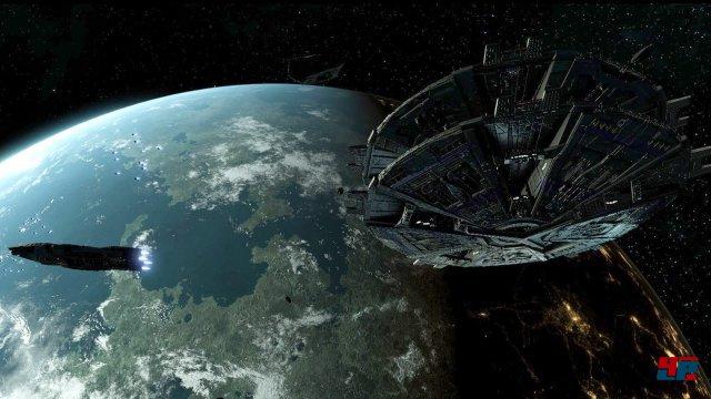 Screenshot - Battlestar Galactica Deadlock (PC) 92575402
