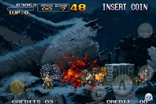 Screenshot - Metal Slug 3 (iPhone) 2377912