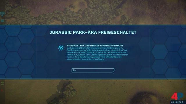 Screenshot - Jurassic World Evolution: Return to Jurassic Park (PC) 92603229