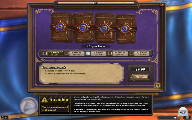 Screenshot - Hearthstone: Heroes of Warcraft (PC) 92466551