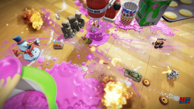 Screenshot - Micro Machines World Series (PC)