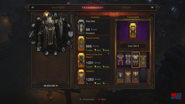 Screenshot - Diablo 3: Reaper of Souls (XboxOne) 92488922
