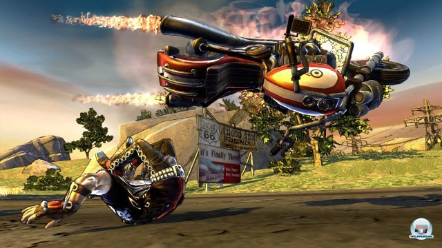Screenshot - Ride to Hell: Route 666 (360)