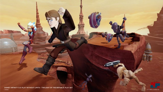 Screenshot - Disney Infinity 3.0: Play Without Limits (360) 92505421