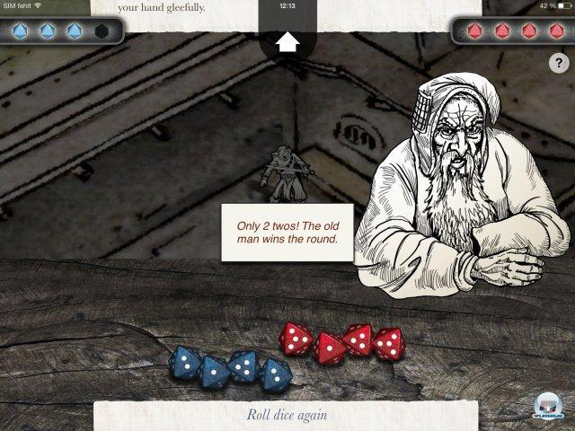 Screenshot - Sorcery! - Teil 2 (iPad)
