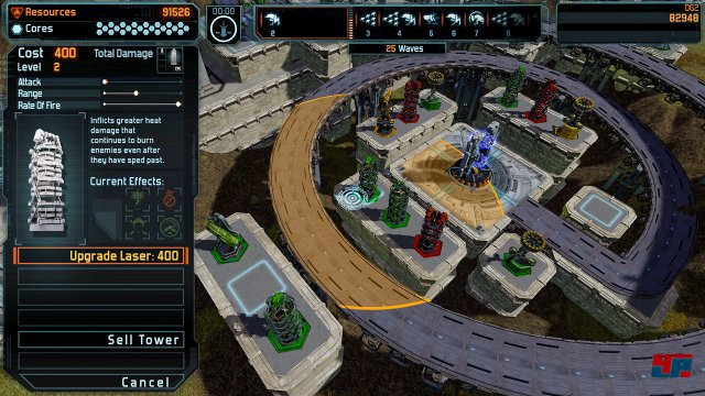 Screenshot - Defense Grid 2 (Switch) 92582594