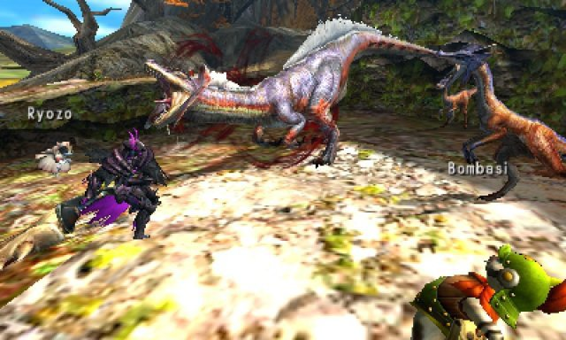 Screenshot - Monster Hunter 4 Ultimate (3DS) 92484924