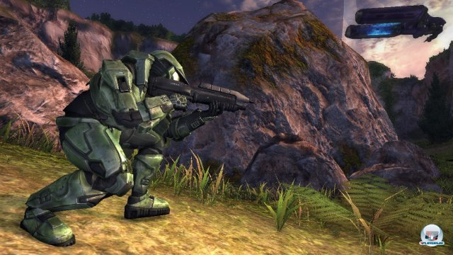 Screenshot - Halo: Combat Evolved - Anniversary (360) 2280627