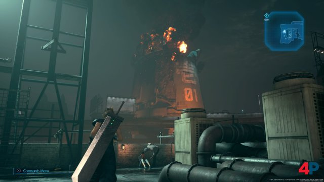 Screenshot - Final Fantasy 7 Remake (PS4) 92610369