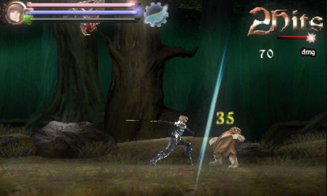 Screenshot - AeternoBlade (3DS) 92478520