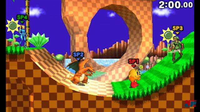 Screenshot - Super Smash Bros. (3DS)