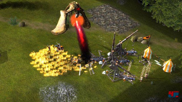Screenshot - Stronghold Legends (PC)
