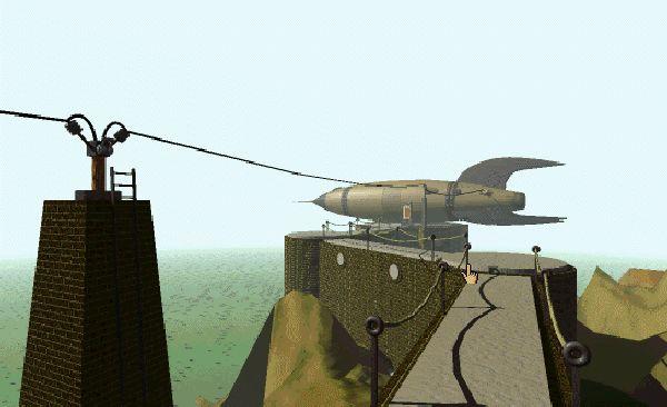 Myst<br><br>Im Jahre 1993 waren Adventures auf der Höhe ihres Erfolges: Lucas Arts und Sierra lieferten sich fiktive Schlachten um die Vorherrschaft im Knobelbereich, nach diesen beiden Kontrahenten kam lange Zeit nichts. Und das Adventure an sich war ebenfalls klar definiert: VGA-Pixelgrafik unter DOS, Maussteuerung und Inventar waren in allen Spielen mehr oder weniger ähnlich vorhanden, selbst Westwoods »Legend of Kyrandia«, das 1992 die Steuerung radikal vereinfachte, hielt sich weitgehend an die erprobten Vorgaben. Und dann kam Myst: First-Person-Ansicht, vorgerenderte Hi-Res-Bilder, durch die man sich schrittweise durchklicken konnte, kein Inventar, größtenteils mechanische Puzzles, subtil erzählte, ernste Story, Mac und Windows 3.1 als Plattform - das Adventure für den konservativen Klicker. Davon scheint es aber eine ganze Menge zu geben, denn bis zum Erscheinen von »Die Sims« im Jahre 2000 war Myst mit all seinen Nachfolgern und Ablegern die erfolgreichste Videospielserie aller Zeiten - mit mehr als zwölf Millionen verkauften Exemplaren; so erfolgreich, dass nach der Veröffentlichung der Begriff »Myst-Klon« für nachfolgende Abenteuer ähnlicher Art geprägt wurde! 1718664