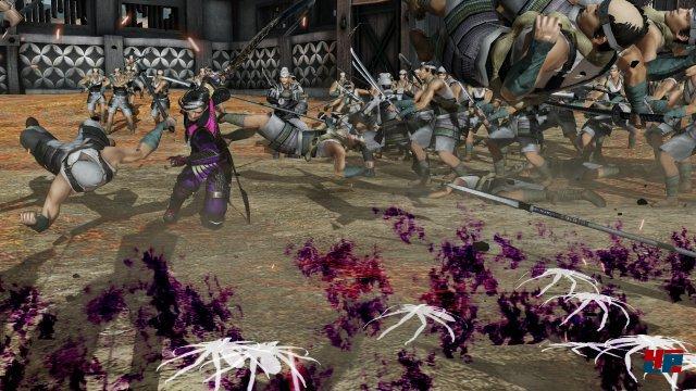 Screenshot - Samurai Warriors 4 (PlayStation4) 92492901