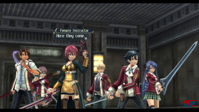 Screenshot - The Legend of Heroes: Trails of Cold Steel (PS4) 92587937