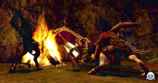 Screenshot - Gods & Heroes: Rome Rising (PC)