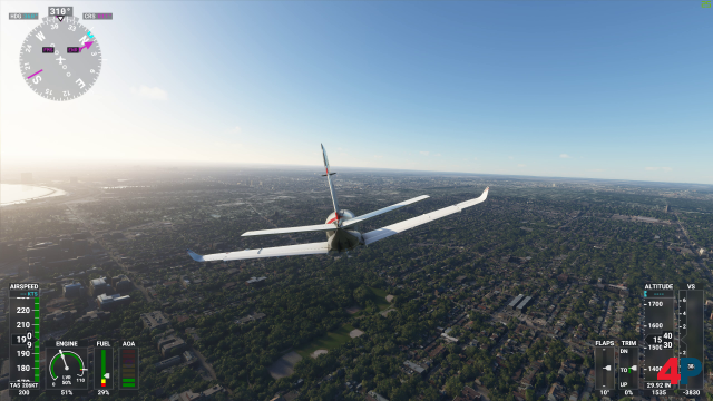 Screenshot - Microsoft Flight Simulator (PC) 92620672