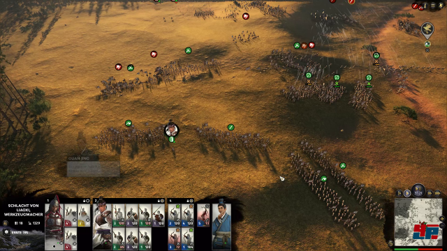 Screenshot - Total War: Three Kingdoms (PC)