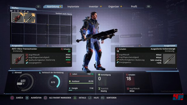 Screenshot - The Surge (PC) 92545788