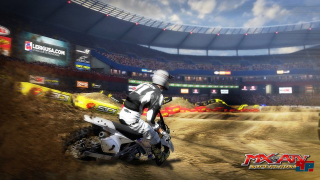 Screenshot - MX vs. ATV: Supercross (360)