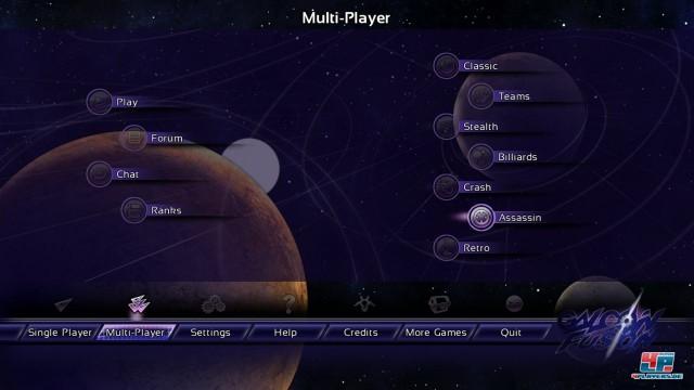 Screenshot - Galcon Fusion (iPhone)
