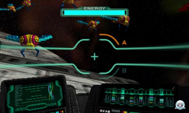 Screenshot - Pac-Man & Galaga Dimensions (3DS)
