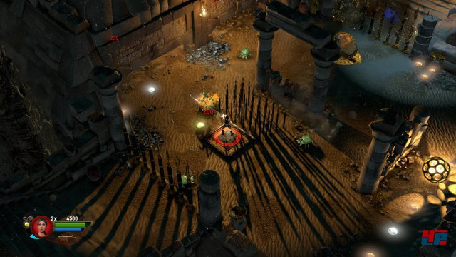 Screenshot - Lara Croft und der Tempel des Osiris (PC) 92496306