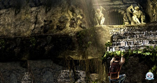 Screenshot - Uncharted: Golden Abyss (PS_Vita)