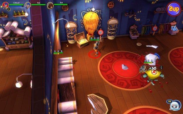 Screenshot - Dungeonland (PC)