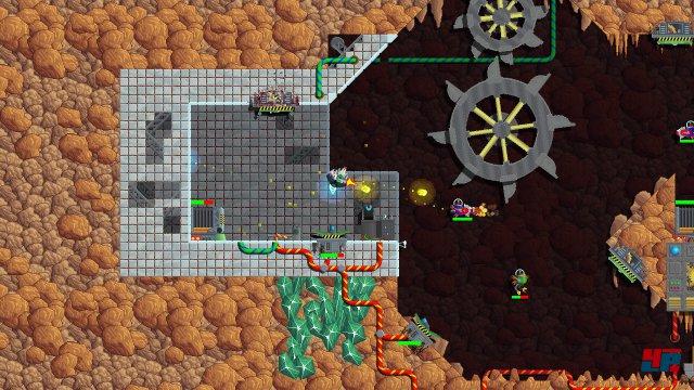 Das von Gravitar (1982) und Thrust (1986) inspirierte Spiel kostet aktuell 6,99 Euro auf Steam.