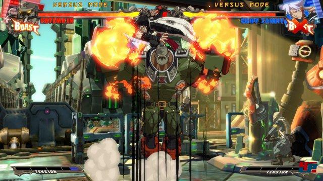 Screenshot - Guilty Gear Xrd: Sign (PlayStation4) 92505307