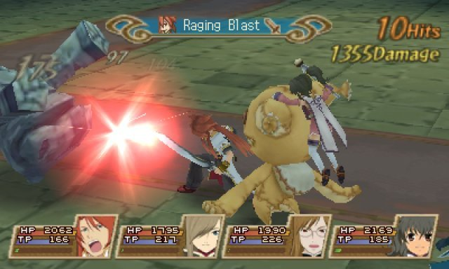 Screenshot - Tales of the Abyss (3DS) 2292502