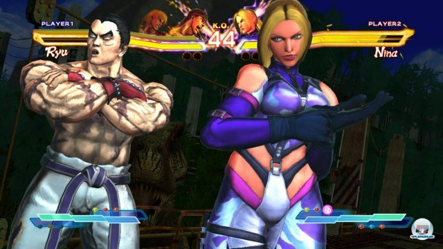 Screenshot - Street Fighter X Tekken (360) 2305002