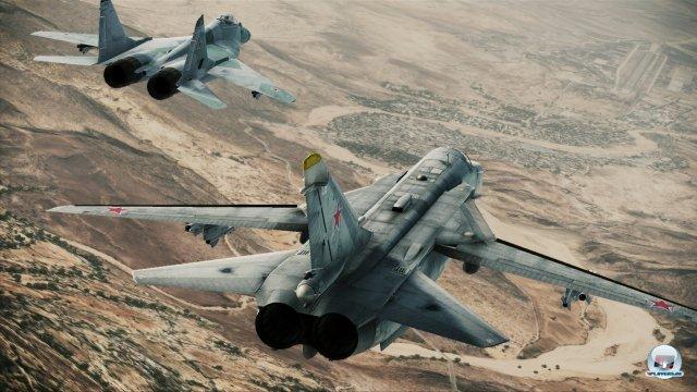 Screenshot - Ace Combat: Assault Horizon (360) 2270837