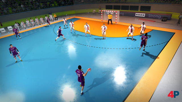 Screenshot - Handball 21 (PC)