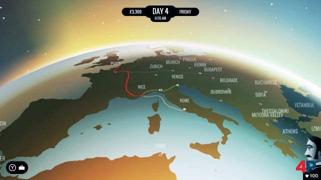 Screenshot - 80 Days (Switch)