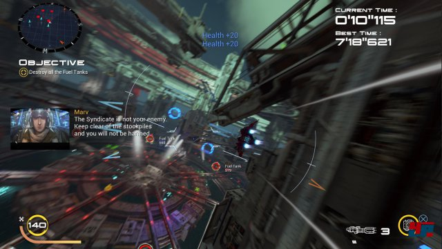 Screenshot - Strike Vector (PlayStation4) 92522276