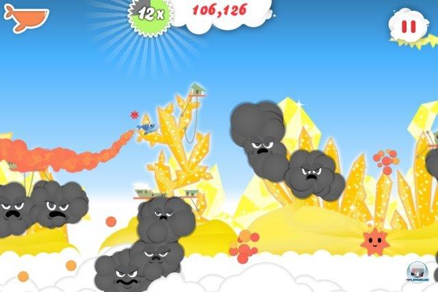 Screenshot - Whale Trail (iPhone) 2309242