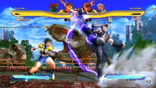 Screenshot - Street Fighter X Tekken (PS_Vita) 92412427