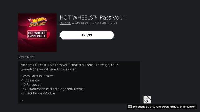 Screenshot - Hot Wheels Unleashed (PlayStation5) 92650362