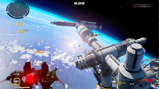 Screenshot - Strike Vector (PlayStation4) 92522280
