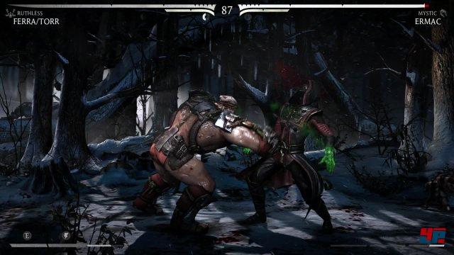 Screenshot - Mortal Kombat X (PlayStation4) 92503153