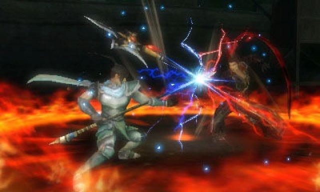 Screenshot - Dynasty Warriors VS (3DS) 2302942