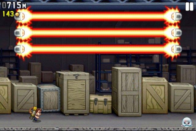 Screenshot - Jetpack Joyride (iPhone) 2259157