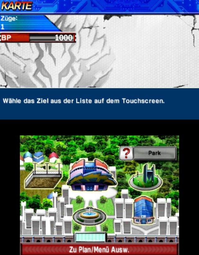 Screenshot - Beyblade: Evolution (3DS) 92467954