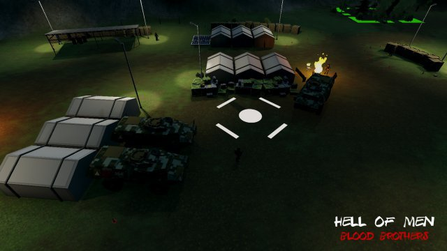 Screenshot - Hell of Men: Blood Brothers (PC)