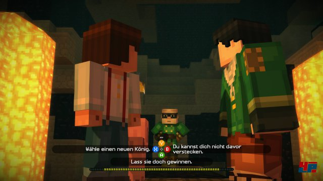 Screenshot - Minecraft: Story Mode - Episode 2: Montage erforderlich (360) 92516457