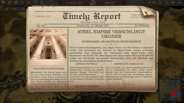 Screenshot - Railway Empire (PC) 92559392