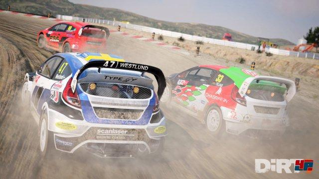 Für Rallycross-Events nutzt Codemasters jetzt sogar die offizielle Lizenz der FIA.
